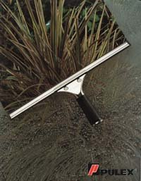 Inox squeegee