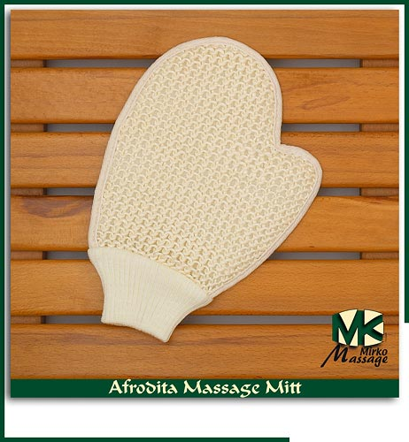 Afrodita Massage Mitt     Click to window close